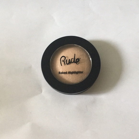 ⚡️Rude Cosmetics Highlighter (champagne sparks)